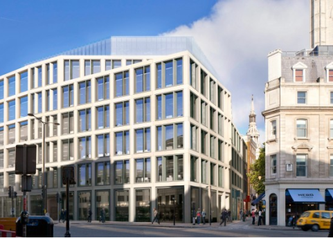 Bouygues UK lands £27m City office contract