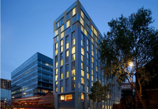 Willmott Dixon to build hotel in Aldgate