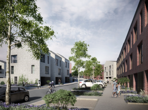 Countryside wins 400-home London rebuild
