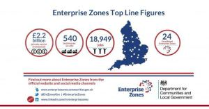 Enterprise Zones boom with thousands of new jobs