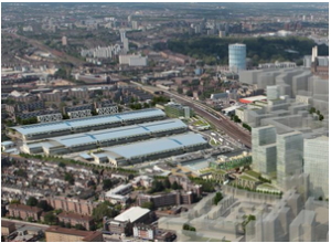 Work to get underway on £2bn New Covent Garden scheme