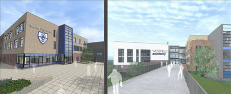 Interserve to build seven new UK schools
