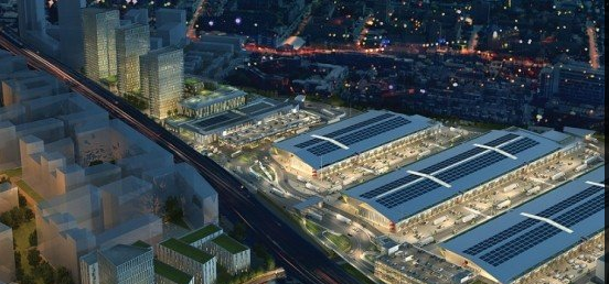 Approval granted for New Covent Garden Market Site