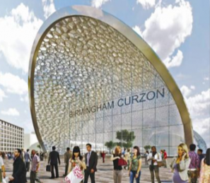 Government commitment to extend Birmingham city centre Enterprise Zone