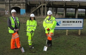 Boost for Essex economy as Chelmer Viaduct starts construction