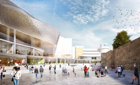 Hammerson appoints contractor for WestQuay Watermark in Southampton