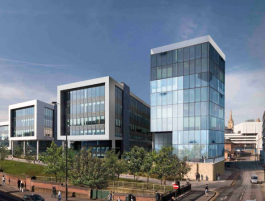 Scarborough gets go-ahead for two new office buildings in Sheffield